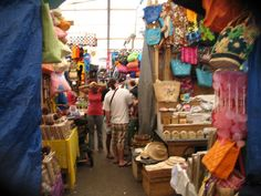 The Bahamas - Nassau - Straw Market( is across from the SHIP PORTS) watch for pick pockets ..but a great place to barter shop....