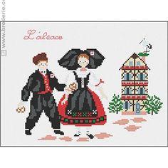 Couple d Alsace