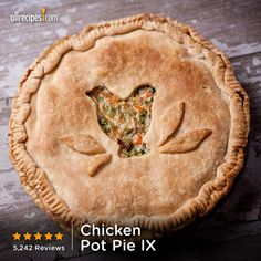 Substitute the chicken in this recipe to use up your leftover turkey. Repin for day-after deliciousness. (Chicken Pot Pie IX) http://allrecipes.com/recipe/Chicken-Pot-Pie-IX/Detail.aspx?lnkid=7171