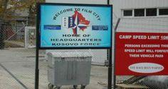 Ambasadori amerikan në Serbi, viziton Shtabin e KFOR-it