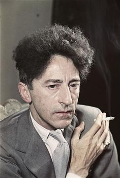 Jean Cocteau -    French writer, designer, playwright, artist and filmmaker.