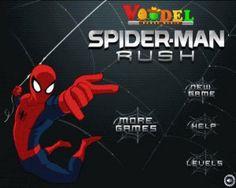 Spiderman Rush - Clique e veja aqui