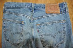 Ursnygga Smickrande LEVIS 501 Jeans 31/32 BRAskk! på Tradera.