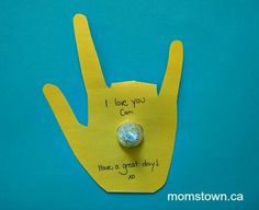 Back-To-School Lunch Notes: With Love From Mom :: YummyMummyClub.ca