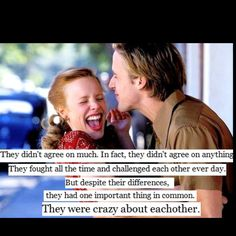 One of my favorite quotes from one of my favorite movies :)