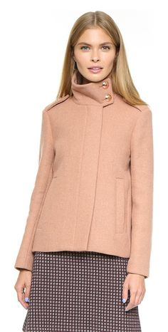 SEE BY CHLOE High collar jacket found on Nudevotion