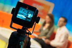 1-Day 'Be a TV Presenter' Course - 6 Locations!