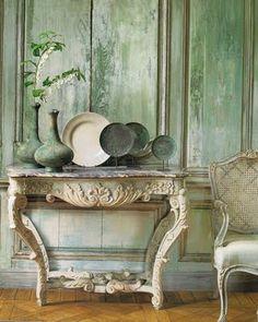 Patina Veranda Magazine, Gazebos, Using Chalk Paint, Chalk Painting, Chalk Paint Tutorial, Faux Painting, Chalk Paint Furniture, Furniture Refinishing, Wooden Furniture