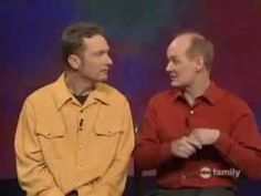 everyone needs more Ryan and Colin in their life.....whose line is it anyway in general really