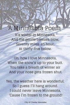 MN Poem