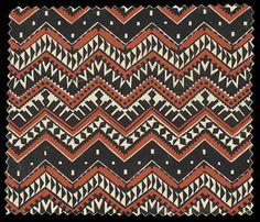 Untitled Textile Design | LACMA Collections 1950s Elza Sunderland (Hungary, active United States, California, Los Angeles, 1903-1991)