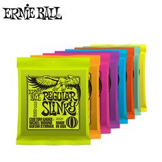 Ernie Ball Electric Guitar Strings Play Real Heavy Metal Rock 2215 2220 2221 2222 2223 2225 2626 2627 Musical Instrument Parts  Price: 8.57 USD