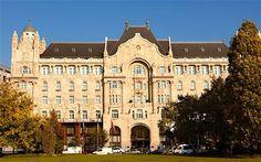 The Four Seasons Gresham Palace Hotel #Budapest