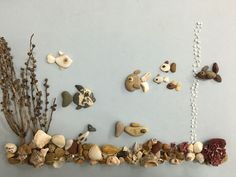 Pebble art aquarium by gülen