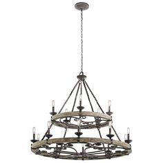 Found it at Wayfair - Taulbee 15 Light candle Chandelier