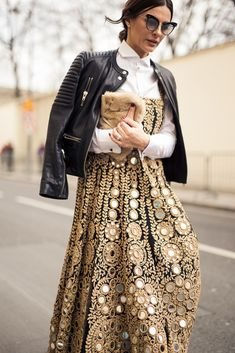 NYLON · Paris Fashion Week Street Style Day 1: We're Not Tired Yet