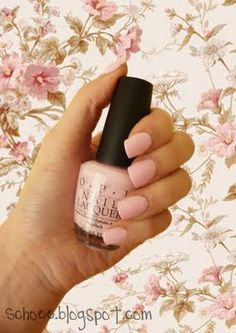 "My fave summer nail polish! OPI ""Mod about you"" !"