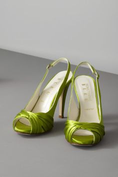 Love these shoes!!! Sad that they are $320.... Great inspiration for bridesmaid shoes tho.
