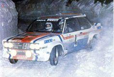 J.C. Andruet - Fiat 131 Abarth (Montecarlo 78)