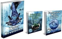 Water Revolution™ is a video guide on how to build atmospheric water generator that takes the humidity out of the air and transform it into pure, crystal clear drinking water. It shows you the easiest step-by-step ways to build your own atmospheric water generator. This step by step guide was designed for everyone and with simple instructions so you can provide clean fresh water for your family. http://digiebookstore.com/water-revolution-system/