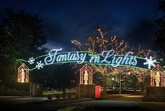 GIVEAWAY: Win 4 Tix to Fantasy In Lights at Callaway Gardens : for SVM and BMB Macaroni Kid subscribers.