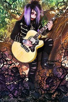"Dahvie Vanity of ""Blood on The Dance Floor"""