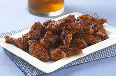 Make a real winner on game day with Classic Sweet BBQ Chicken Wings. Our tangy BBQ chicken wings take just 2 ingredients and 10 minutes of prep. Tailgating Recipes, Grilling Recipes, Cooking Recipes, Healthy Recipes, Bbq Chicken Wings, Bbq Wings, Easy Chicken Wing Recipes, Kraft Recipes, Kraft Foods