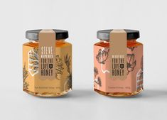 Honey packaging Honey packaging design Your Mattress – No Piece Of Furniture Impacts You More Articl Honey Packaging, Food Packaging, Packaging Design, Branding Design, Packaging Ideas, Australian Honey, Honey Brand, Honey Label, Honey Logo