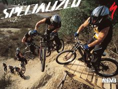 Downhill Biking on a Specialized#Repin By:Pinterest++ for iPad#
