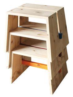 STACK - Haute Material (Design: Luca Pegolo)