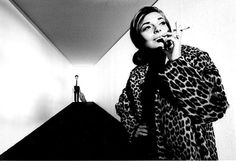 Anne Bancroft and Dustin Hoffman in a portrait for The Graduate, 1967