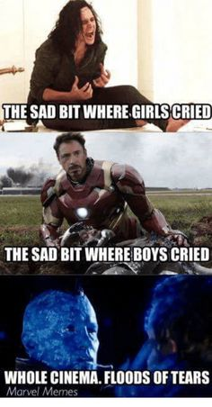 I cried when I watched those scenes... It broke my heart...