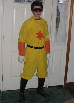 """90s party costume? Done. - Powerline from """"A Goofy Movie"""" 1995"""