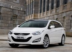 Hyundai Sonata (i40) Tourer – Review Photo Gallery