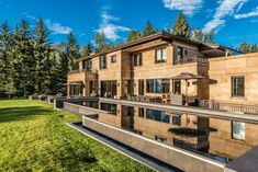 Castle Rim is a beautiful villa for rent in Aspen, CO. Mountain Villa, Aspen Snowmass, Luxury Villa Rentals, Beautiful Villas, Luxurious Bedrooms, Colorado, Castle, Large Families, Vacation