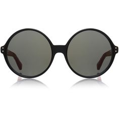 Gafas De Sol Negro De Acetato De Linda Farrow 0klAVew
