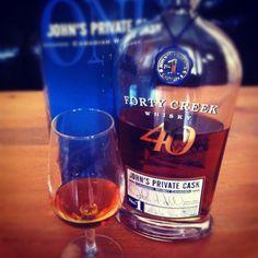 Canadian Whisky Award Winner - Forty Creek, John's Private Cask