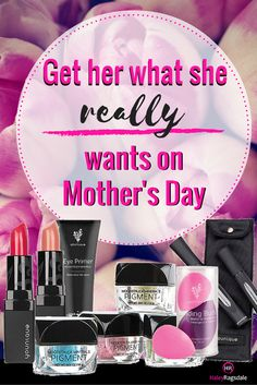 Get her what she really wants this Mother's Day. Shop for anything from lipgloss, mascara and eyeshadow to collections and all the beauty accessories she will need. Click the picture to browse.