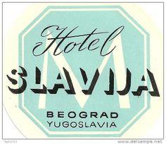 Hotel Slavija, Beograd