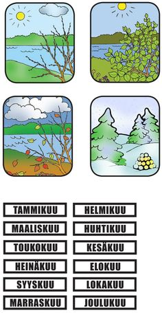 Ennakointi Science Education, Kids Education, Kindergarten Teachers, Teaching Kids, Learn Finnish, Finnish Language, Finnish Words, French Education, Learning Support