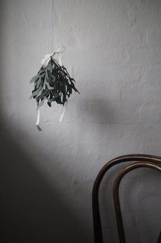 Christmas decoration - Mistletoe by Fab Goose