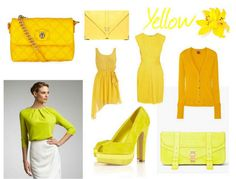 Spring 2012 Color Trend: Yellow