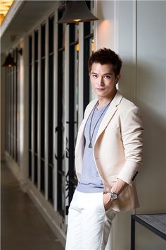 Roy Qiu Back in the Spotlight Promoting Upcoming TW-drama Marry Me, or Not | A Koala's Playground