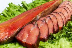 Самые необычные блюда из рыбы