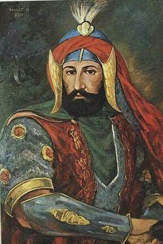 Sultan Murad the 4th