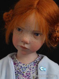 Куклы потрясающей француженки Laurence Ruet 2014 год