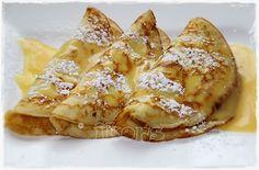 Holländische Hefepfannkuchena la Poffertjes (6 kleine Pfannkuchen) 250g Milch5g frische Hefe 2 Min./37°/St.1 1 Ei1 Pr. Salz25g weiche Butter 125g Mehl 30 Sek./St.4 den Teig ½ Stunde gehen lassen in einer kleinen Pfanne 6 nicht zu dünne Pfannkuchen in...