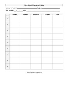 Single Lesson Plan Template Lesson Plan Record Keeping Templates - Lesson plan blank template