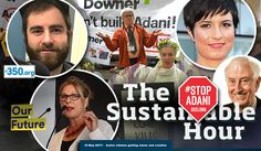 Active citizens getting clever and creative |Our guest in The Sustainable Hour on 10 May 2017 is Samuel Pottenger from 350.org for a talk about Australia's energy market and about what it means to be an active citizen. Does active citizenship mean, for instance, that you have to call the energy market's liars, cheaters and greenwashers out? Does it mean protesting loud and clear against banks that lie about their supporting the disastrous Adani coal mine? » Listen to The Sustainable Hour…