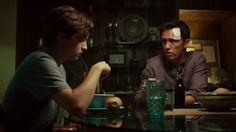 "Shut Eye 1x01 ""Death"" - Charlie Haverford (Jeffrey Donovan) & Nick Haverford (Dylan Ray Schmid)"